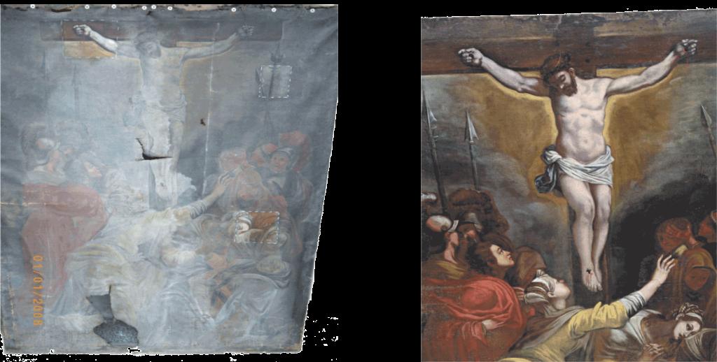 Cristo-in-croce Pancalera Soprintendenza Beni artistici e storici del piemonte