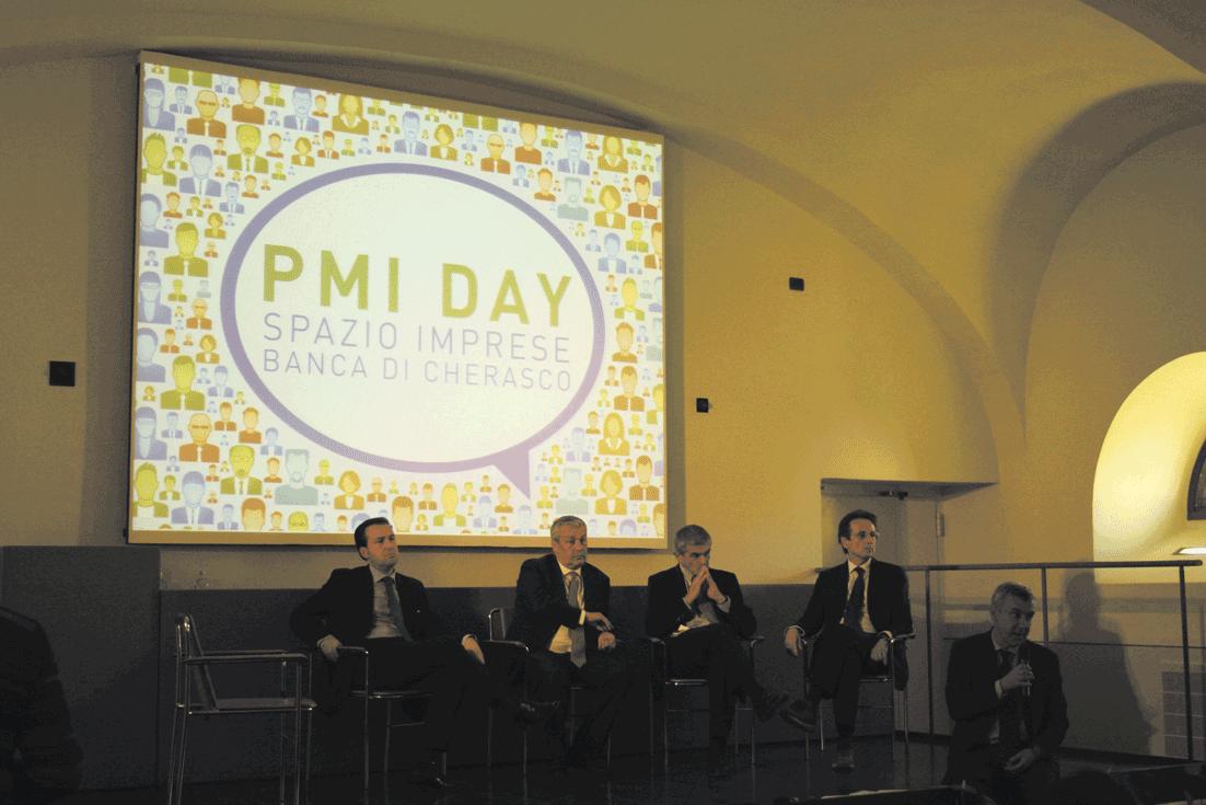 PMI Day Banca di Cherasco: nuovo dialogo fra imprese, banca e territorio
