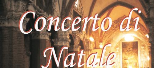 Concerto di Natale con l'Unitre di Carmagnola