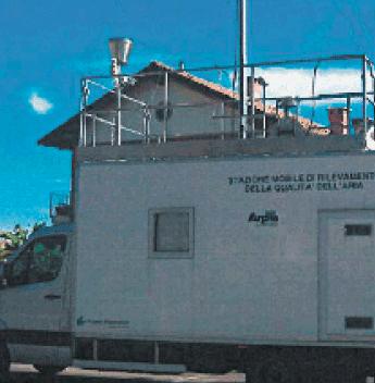 Arpa: controllo aria, migliora il PM10