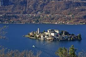 Lago d'Orta la Pancalera