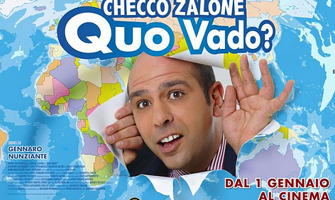 """Cinema Elios. Nel week-end """"Quo vado"""""""