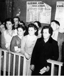 La Consulta delle elettee il cammino delle donne lungo il Novecento