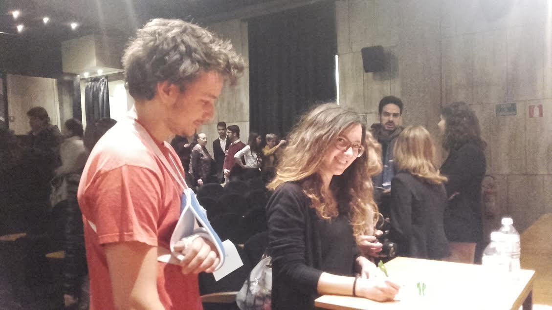 Roberta Cavaglià e Andrea Elia i giurati al Prix Goncourt