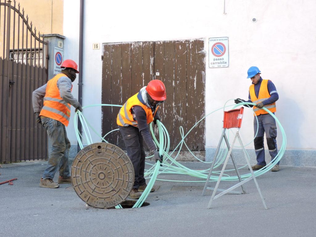 """Dopo Saluzzo la """"vera"""" fibra ottica raggiunge anche Savigliano"""