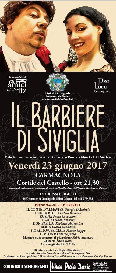 """""""IL BARBIERE DI SIVIGLIA"""" di Gioachino Rossini"""