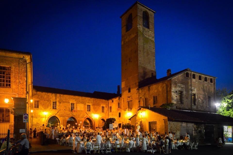 Cena in Bianco a  Carmagnola