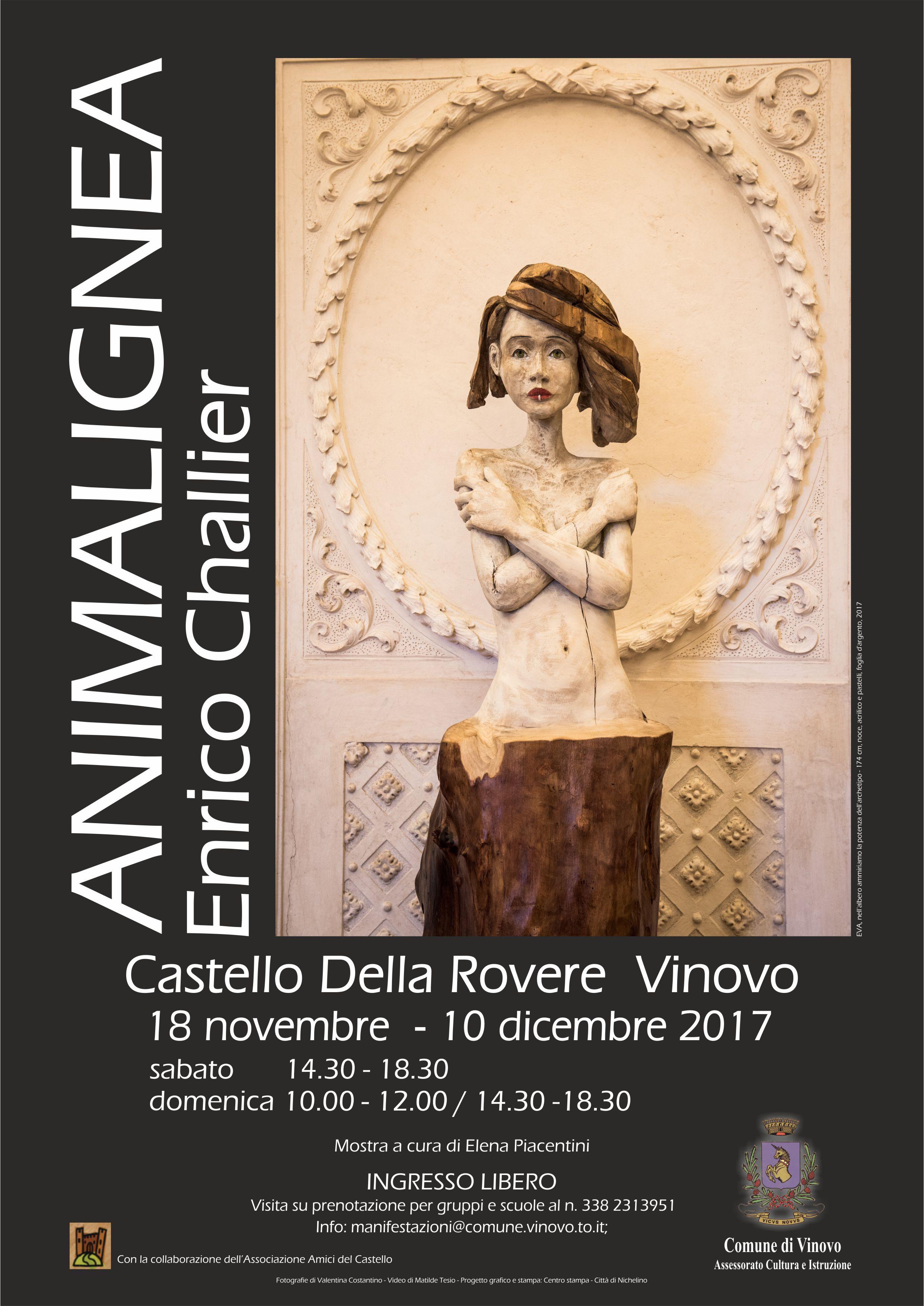Animalignea, esperienza dell'Arte contemporanea