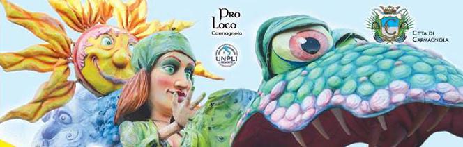 Carnevale a Carmagnola con Re Peperone