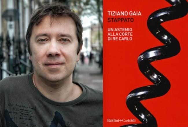 Incontro con Tiziano Gaia, direttore del comitato scientifico del Museo del Vino
