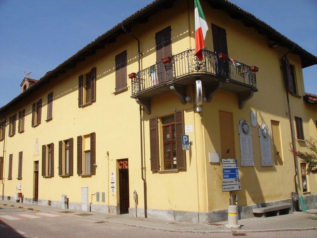 municipio castagnole piemonte la pancalera
