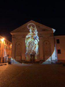 Madonna Immacolata la pancalera