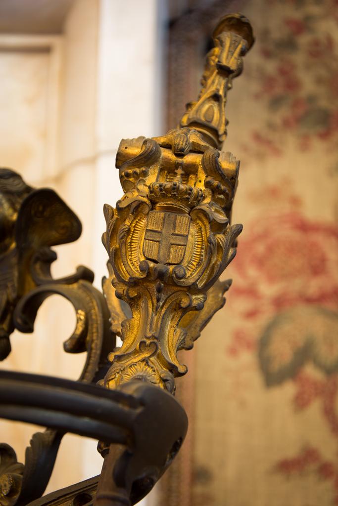 #realidettagli per una visita virtuale del Castello di Moncalieri