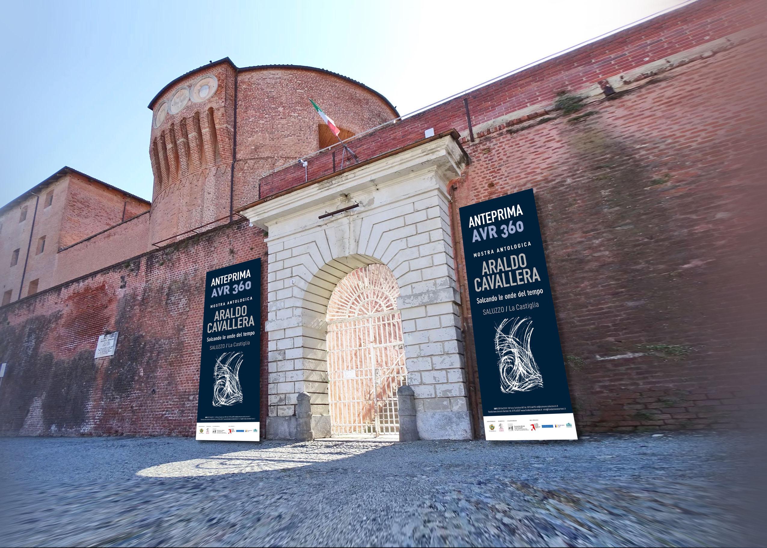 Araldo Cavallera, mostra virtuale in attesa dell'apertura alla Castiglia