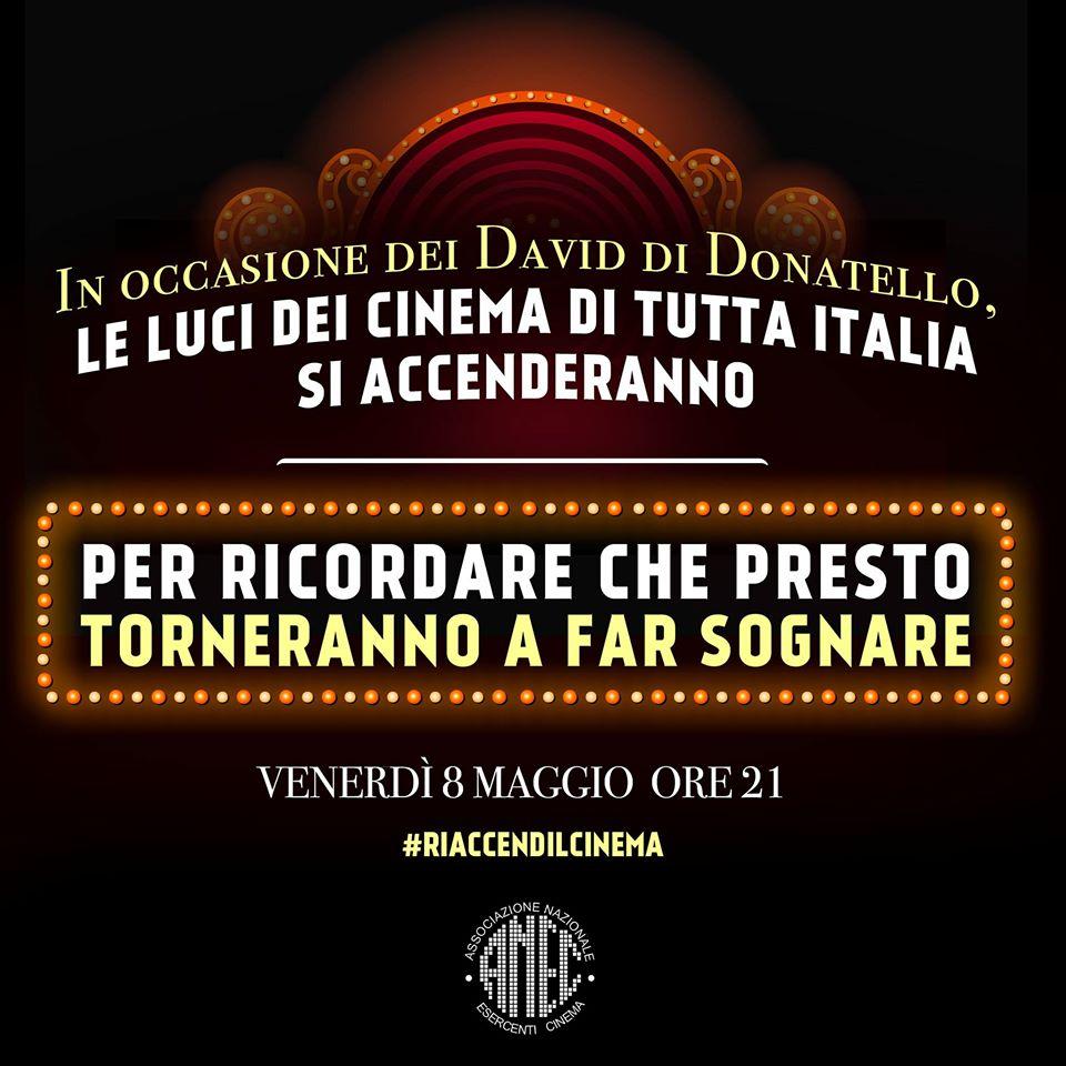 #riaccendilcinema, si illuminano le sale a Carmagnola e Villastellone