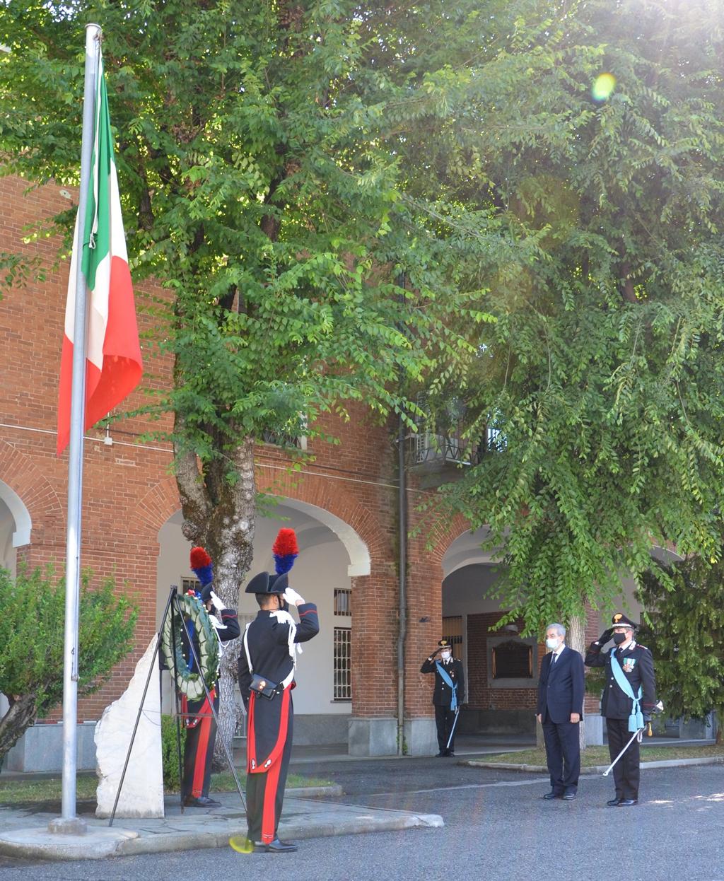 Carabinieri, festa dell'Arma e resoconto interventi nel cuneese