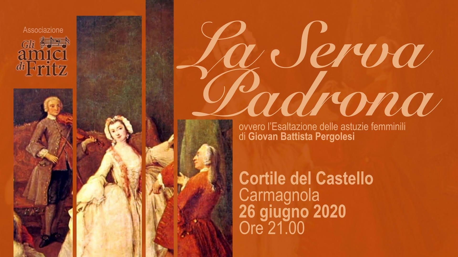 Carmagnola, opera al Castello con Gli Amici di Fritz e omaggio a De Andrè