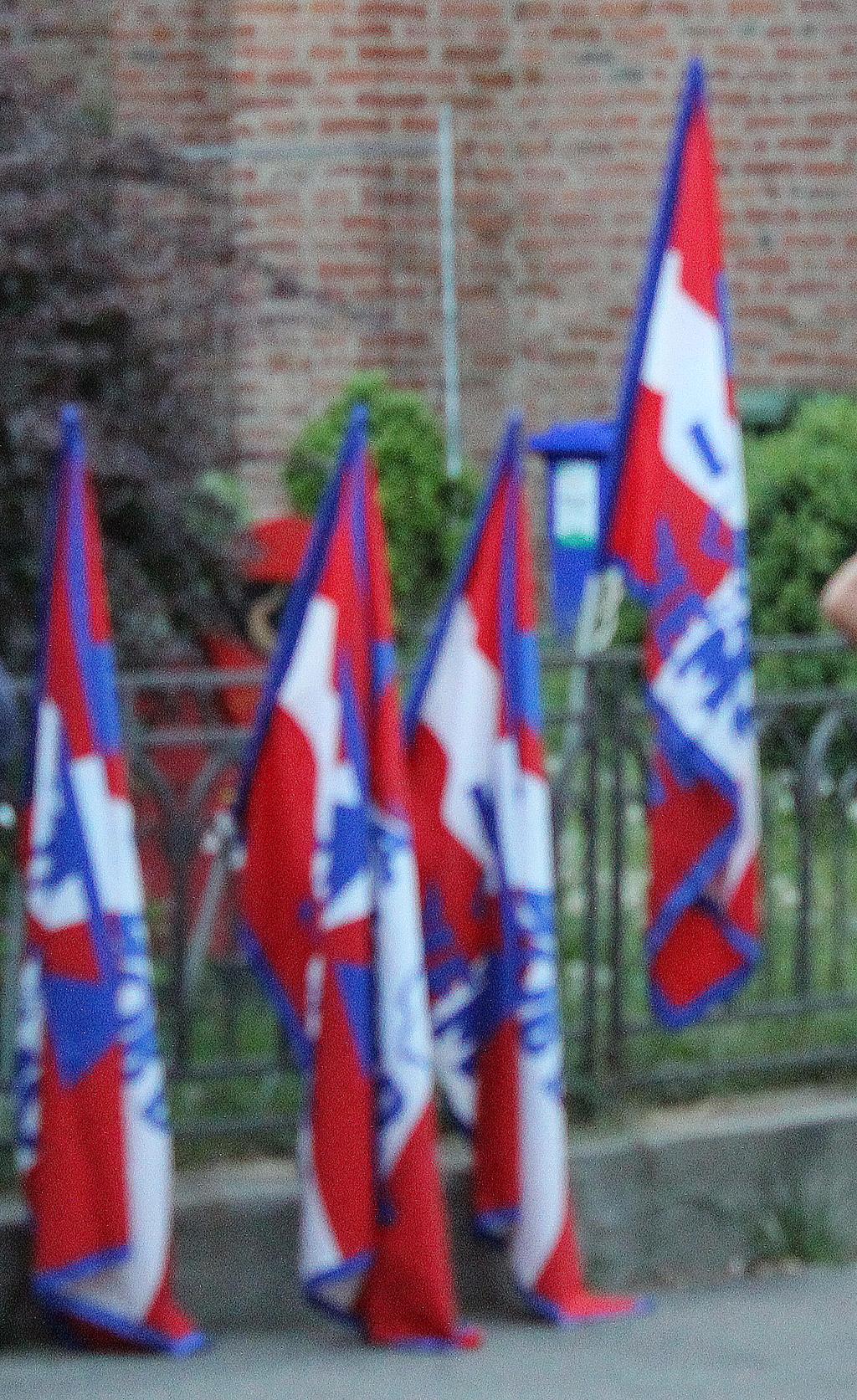bandiere della Lega