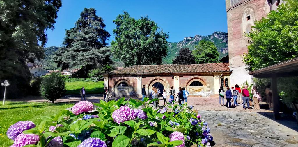 Giornate FAI all'aperto, visite a parco e giardino del Castello di Envie