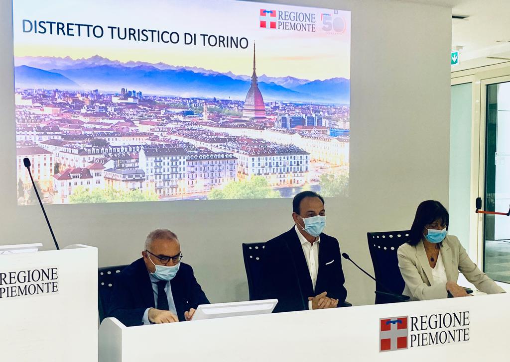 La Regione progetta il Distretto Turistico di Torino