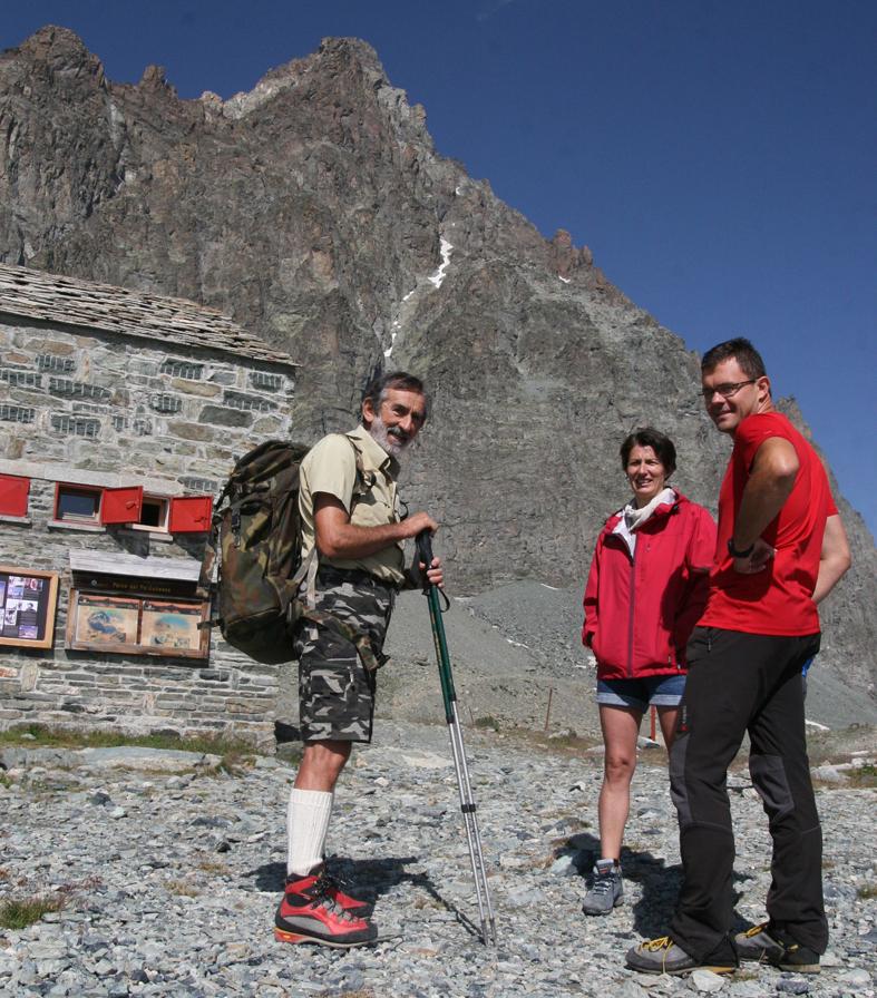 Nei rifugi alpini dopo il coronavirus, le norme del Piemonte