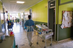 Saluzzo, riparte l'ospedale. Dal 15 giugno al via le attività ordinarie