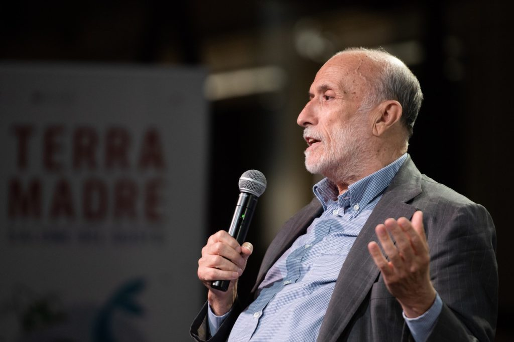 Carlo Petrini_Terra Madre 2020