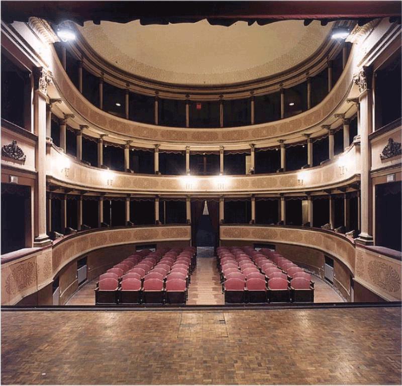 Rimborso abbonamento non utilizzato per lockdown al Teatro Selve di Vigone