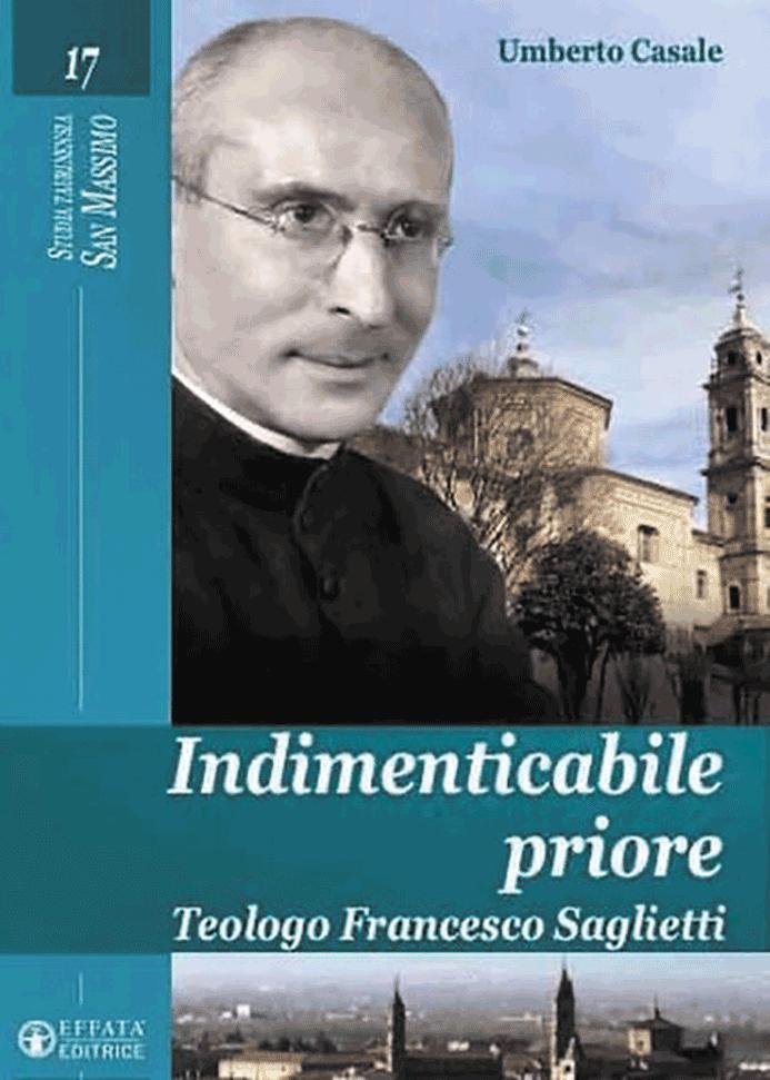 Il parroco Don Francesco Saglietti raccontato nel libro di Umberto Casale