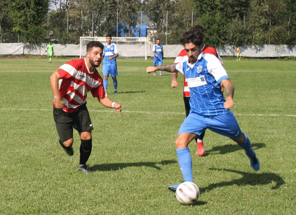 Coppa Italia Promozione: il CFS Carmagnola batte Carignano 2-3