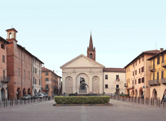 """La Chiesa di Sant'Agostino di Carmagnola iscritta a """"I luoghi del cuore"""" FAI"""