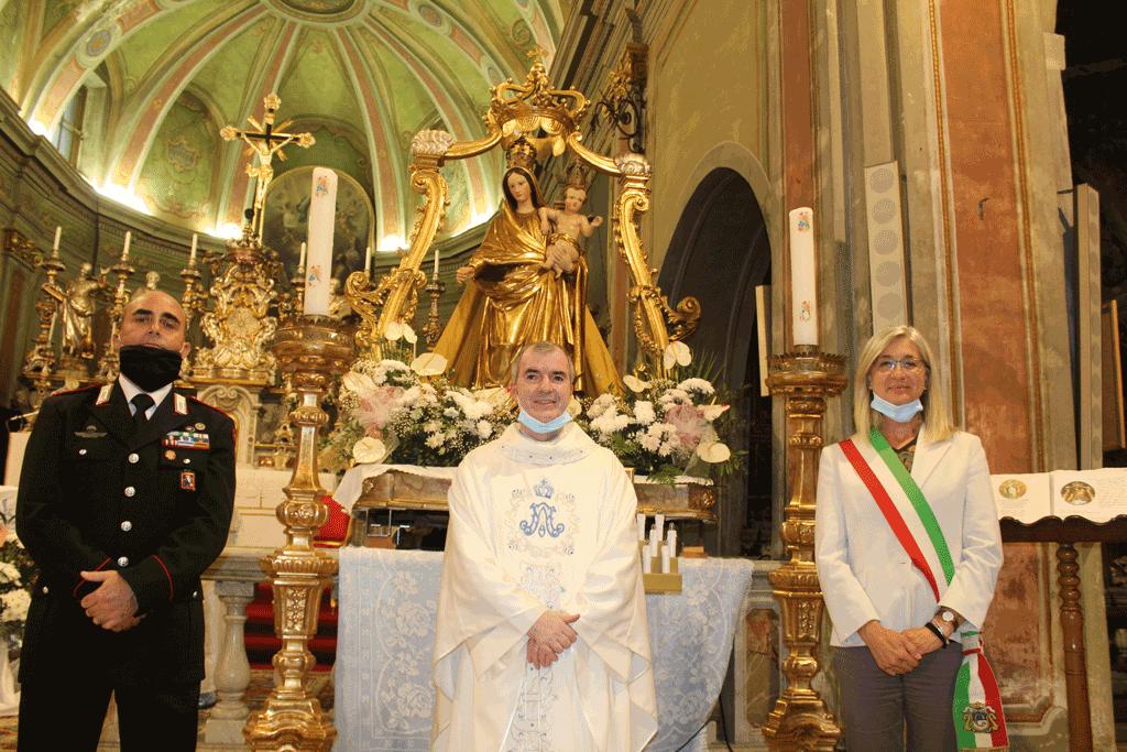 Borgo Salsasio di Carmagnola si è affidato alla Madonna della Mercede