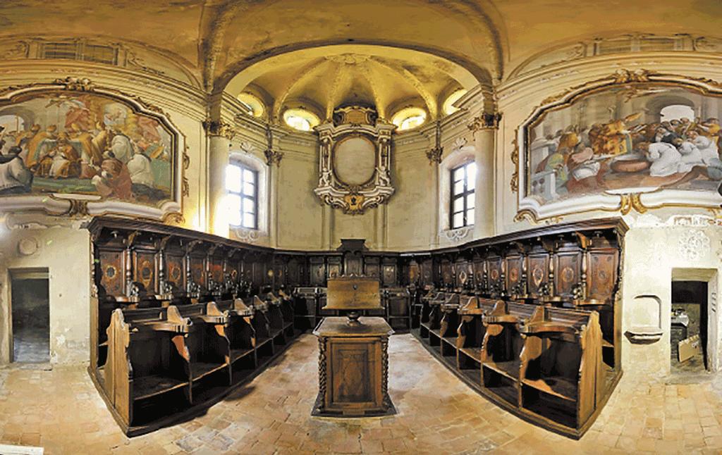 Coro-Ligneo-Chiesa-Sant'Agostino