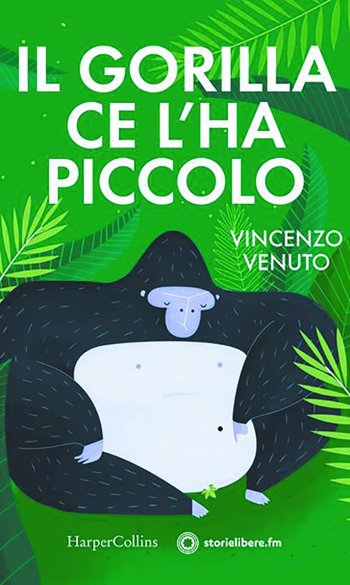 Il gorilla ce l'ha piccolo: incontro con lo scrittore Vincenzo Venuto