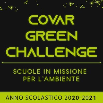 covar green challenge logo