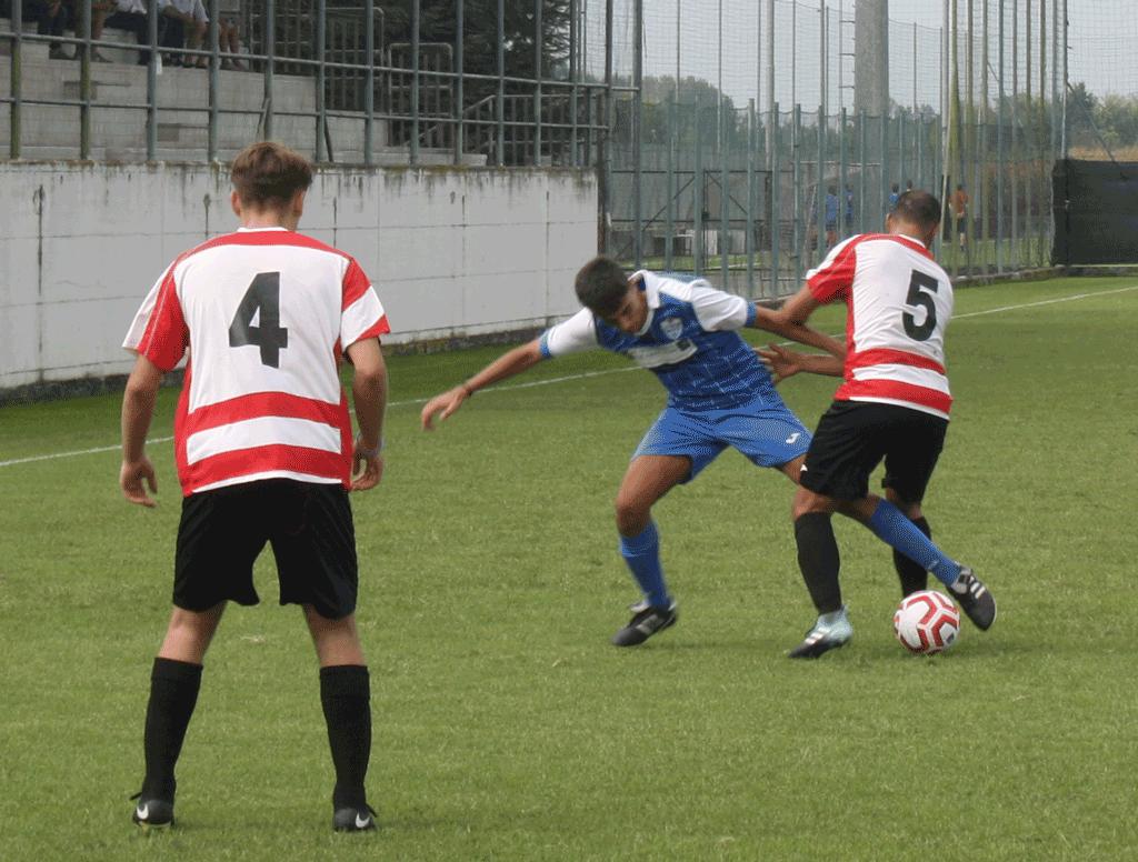Il Csf passa al secondo turno di Coppa Italia di Promozione