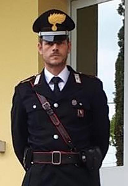 Nuovo comandante alla Stazione Carabinieri di Racconigi