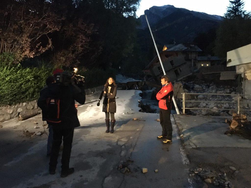 Limone Piemonte soccorso alpino