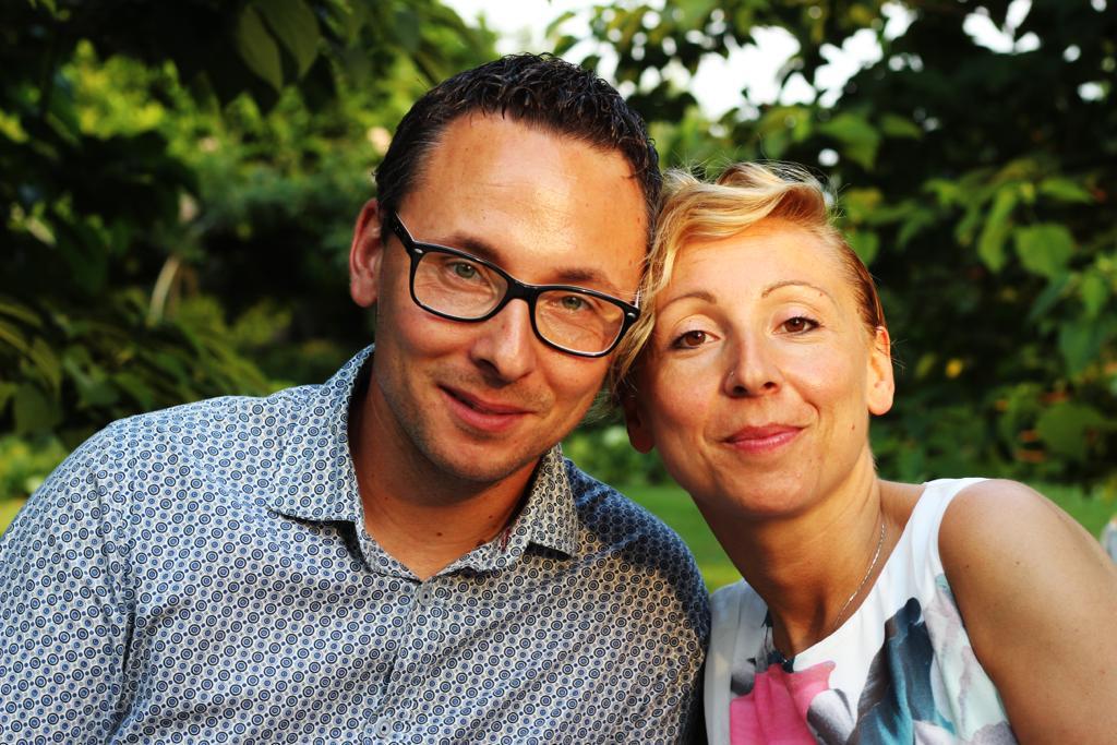 Marco e Barbara Banchio