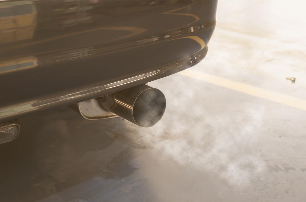 inquinamento gas di scarico