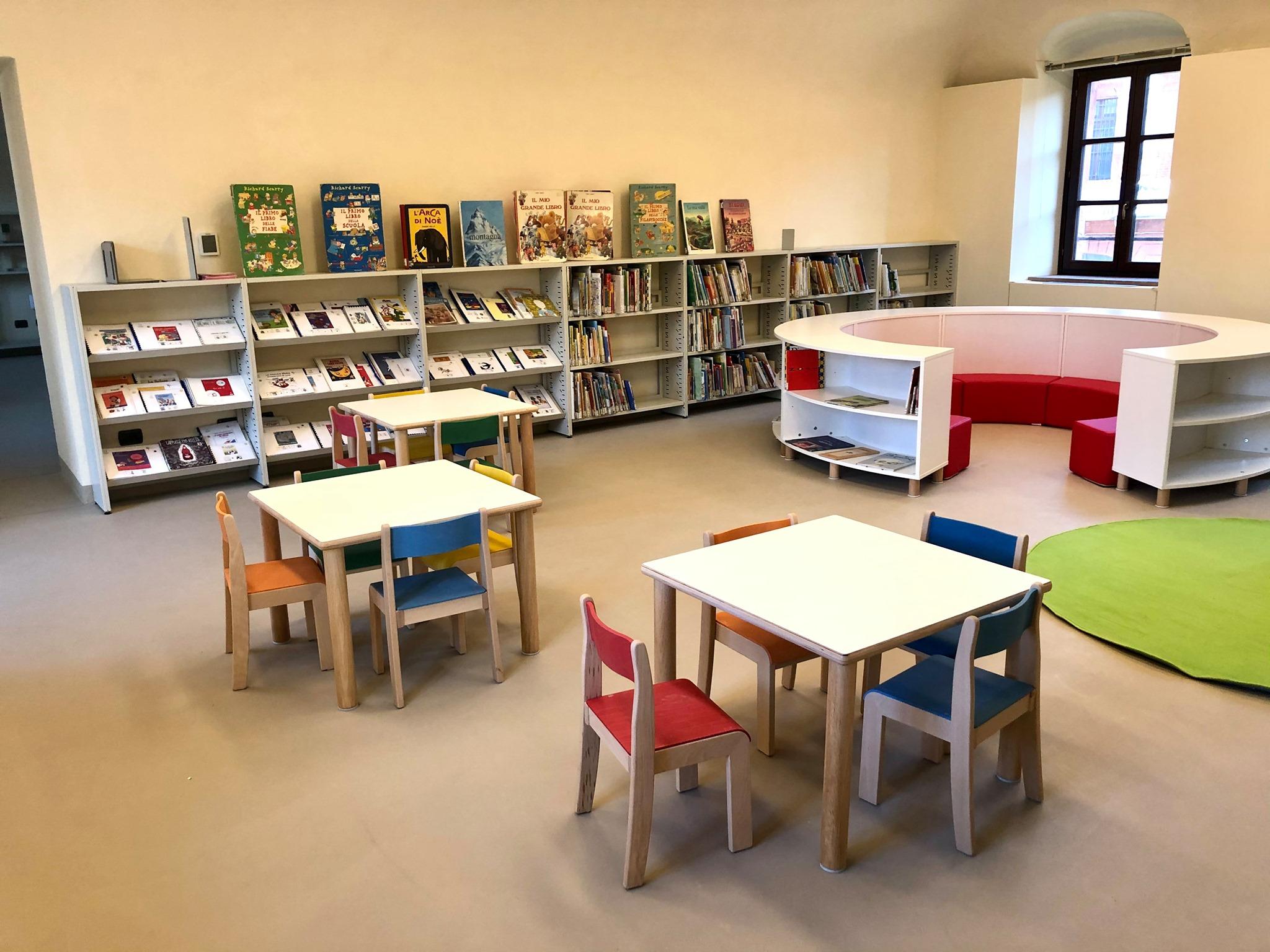 Telefoni alla biblioteca e ascolti una favola: nuova iniziativa per bambini