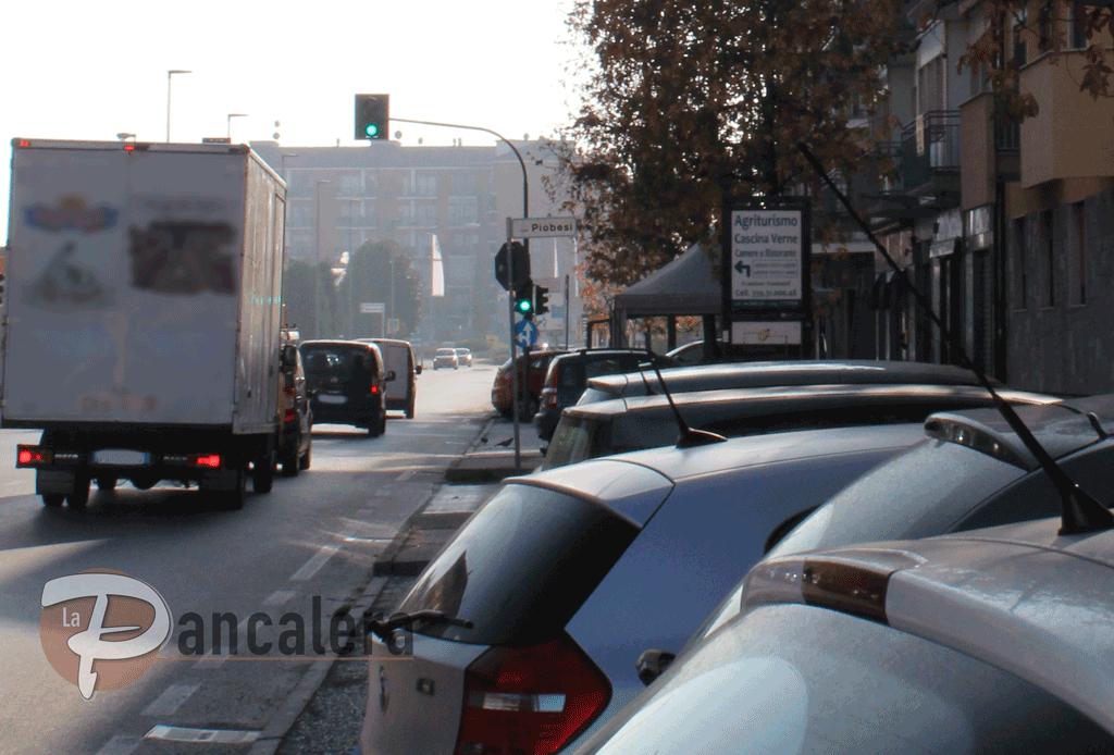 Da domani blocco del traffico anche a Carmagnola, Vinovo, La Loggia, Santena