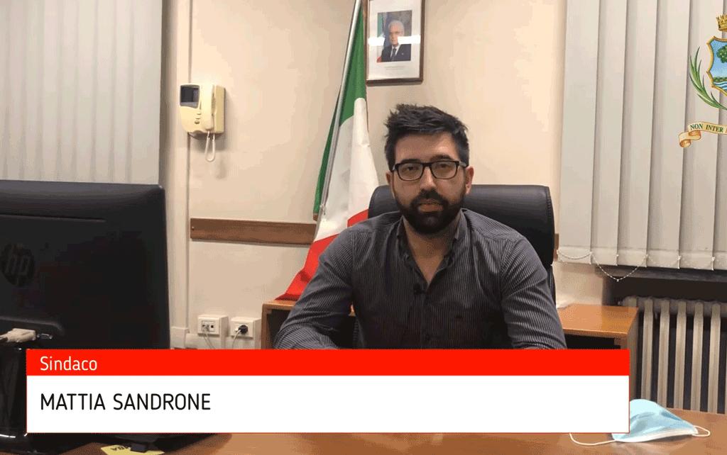 Sandrone presenta la situazione dei contagi a Castagnole