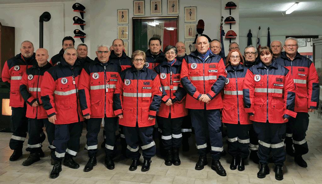 I bambini scrivono all'associazione Carabinieri per ringraziare