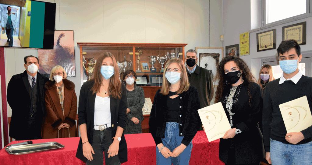 """Assegnate al Bobbio di Carignano le borse di studio """"Alessandro Zanet"""""""