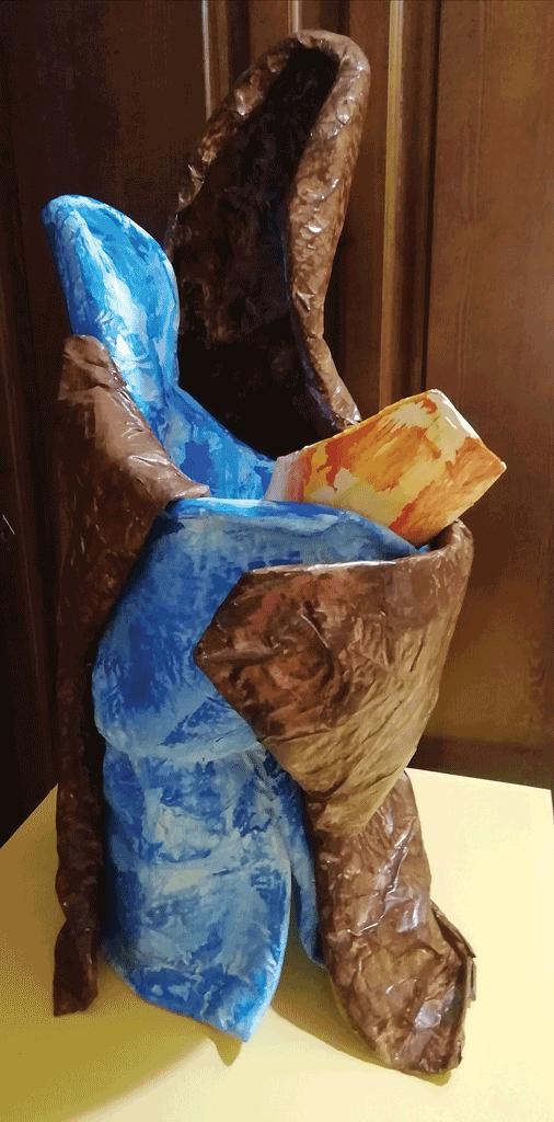 La natività di Milo, scultura dedicata a tutte le donne