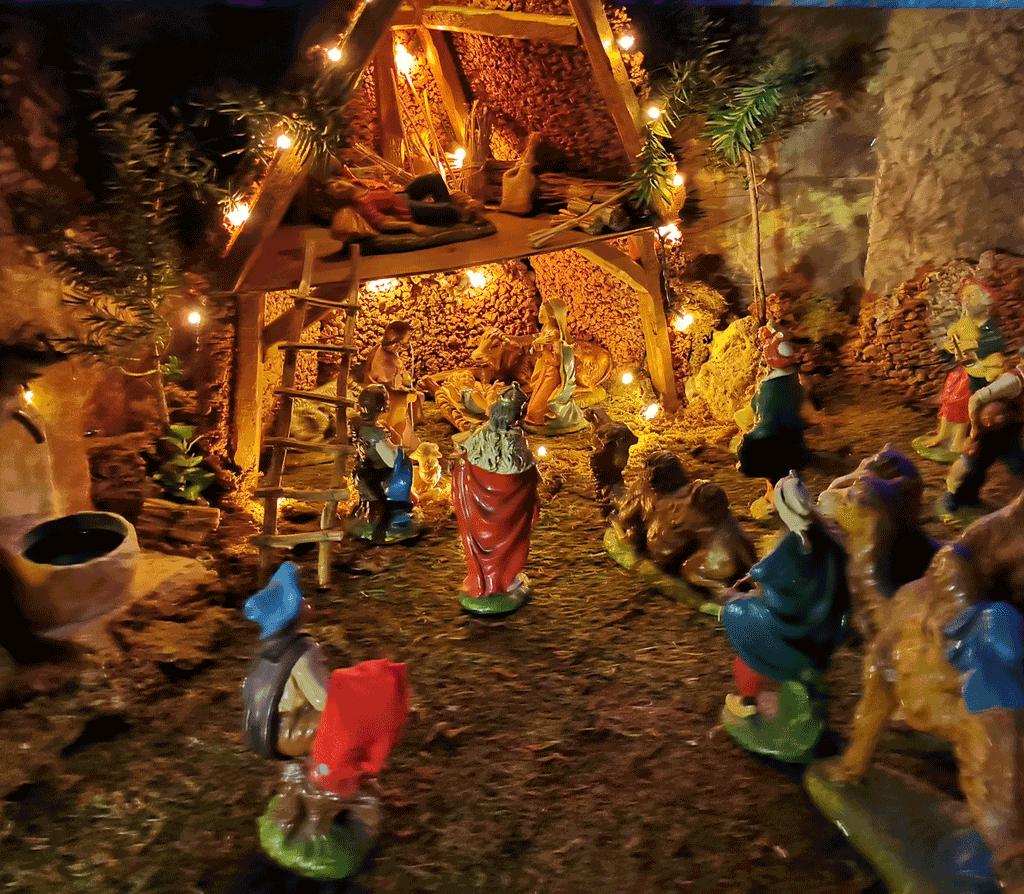 Messa di Natale nelle frazioni di Carmagnola, orari