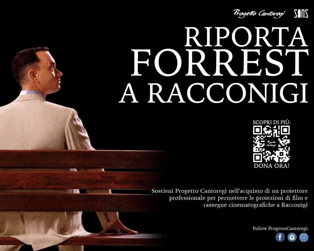 Cinema a Racconigi, obiettivo del crowdfunding raggiunto