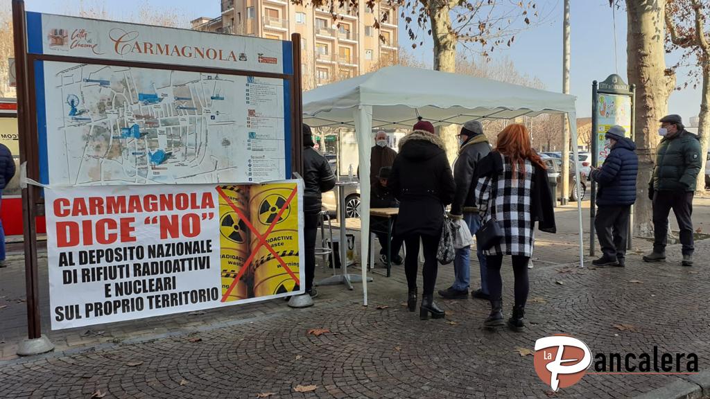 Rifiuti nucleari, la Città Metropolitana sostiene Carmagnola