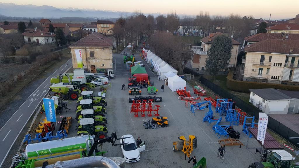 La Fiera della Meccanizzazione Agricola di Vigone slitta al 2022